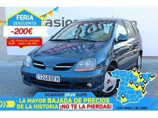 Nissan Almera Tino 2.2 Di Ambience 84 kW (114 CV)