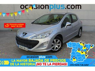 Peugeot 308 1.6HDI FAP Sportium 6 vel. 82kW (112CV)