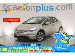 Honda Civic 1.8 I-VTEC Sport 103 kW (140 CV)