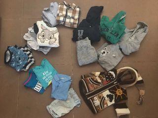 Lote ropa bebé talla 9-12 meses