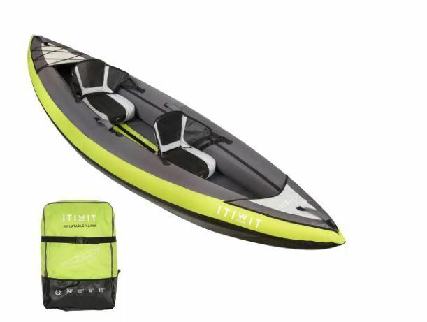 kayak hinchable. PRECIO NO NEGOCIABLE