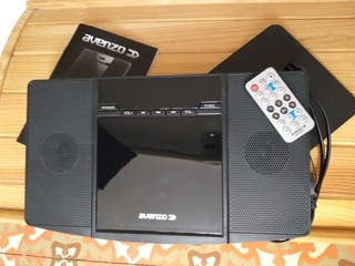 Reproductor música Avenzo