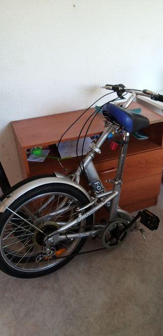 Bicicleta plegable FOLDING 70€