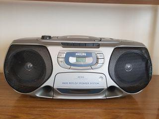 RADIO CASSETTE PHILIPS