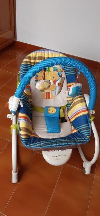 Hamaca balancín bebé