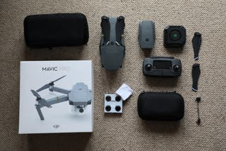 DJI Mavic Pro Drone with Accessories and Extras -