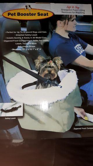 cinturón para perros pequeños de coche