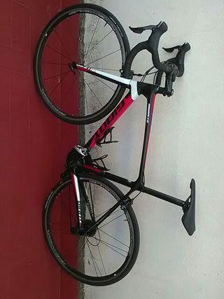bicicleta de carretera giant advanced TCR