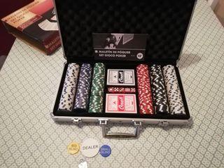 Juego de Poquer 300 piezas