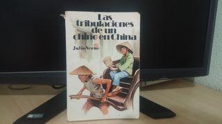"""Libro """"Las tribulaciones de un chino en China"""""""