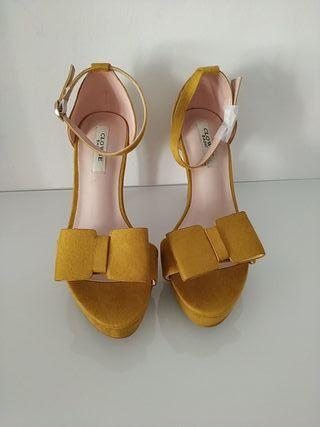 zapato fiesta 37