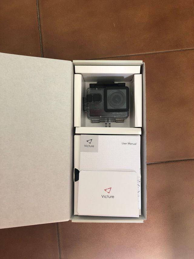Gopro 4K con tarjeta 32 GB