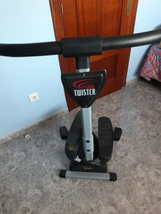 máquina gimnasio cardio twister