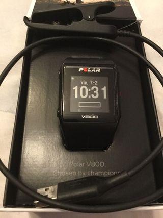 Polar V800 + Banda