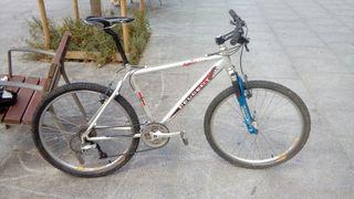 Bicicleta peugeot cross lite mtb