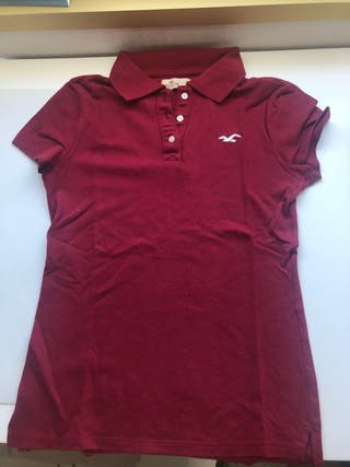 Polo Hollister mujer