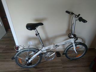 Folding bicycle /bicicleta plegable