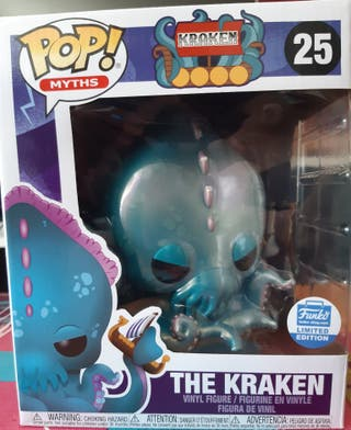 Funko pop Kraken