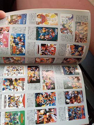 revista de coleccion tarjetas de telefono