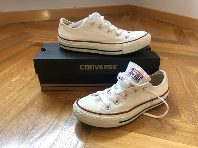 Converse Ox optic White 36.5