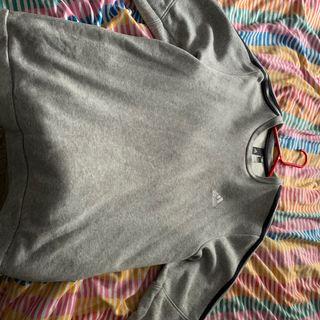 Men's Adidas Sweatshirt (Size Large)