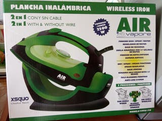 Plancha inalambrica Wireless iron