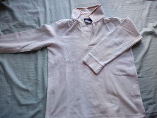 Polo traje manga larga Colegio S Fuenca