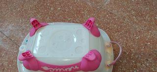Bañera de muñecos nenuco
