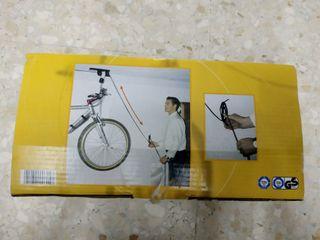Elevador bicicleta