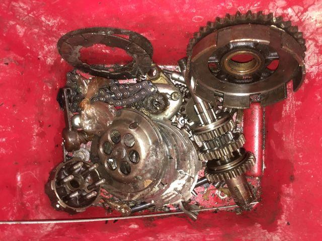 Recambio Bultaco 74cc y 100cc