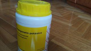 Permanganato Potasico