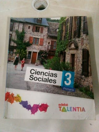 Libro de texto sociales isbn 9788468314631