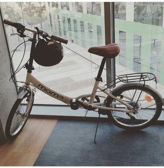 Bici plegable Moma First Class