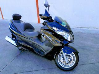 Suzuki Burgman 400 Año 2009