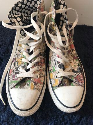 Zapatillas converse talla 52