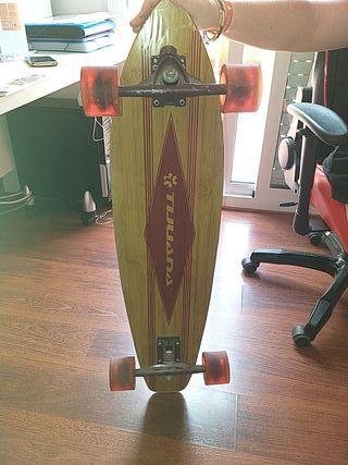 Long skateboard