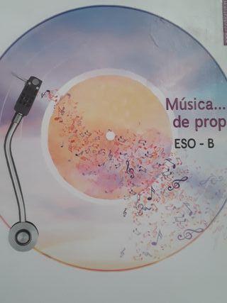 Música ... de prop ESO -B