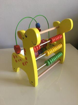 Juguete madera infantil