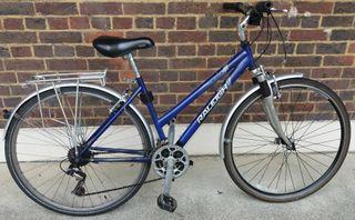 Raleigh pioneer 160 hybrid bike