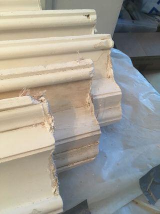 Victorian Plaster Cornice Coving