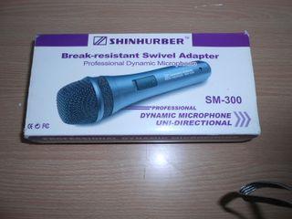 Micrófono SHINHURBER