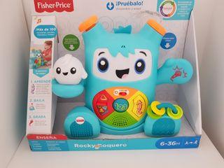 juguete de fisher price para bebés de 6 a 36 meses