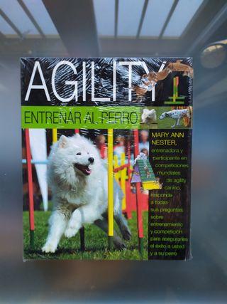 Libro Agility, entrenar al perro