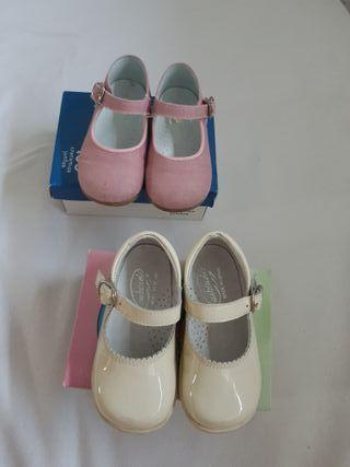 zapatos de vestir numero 21