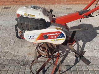 Motocultor marca Yanmar