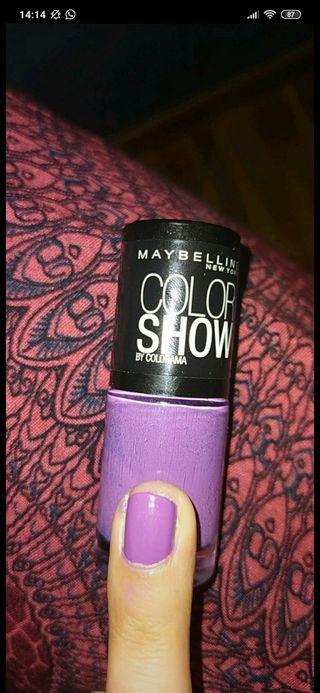 Pintauñas Maybelline Color Show