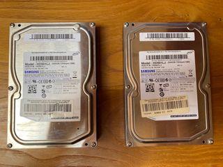 Disco duro Samsung 500GB SATA 7200rpm