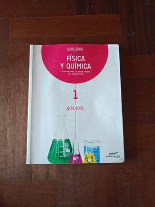 fisica y quimica 1bachillerato anaya