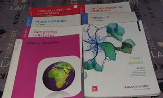 Libros 2° ESO