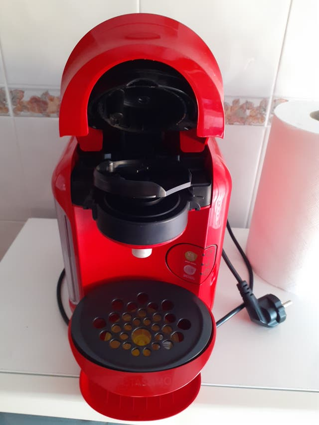 Cafetera bosch